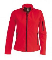 Image 4 of Kariban Ladies Soft Shell Jacket