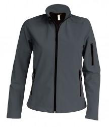 Image 5 of Kariban Ladies Soft Shell Jacket