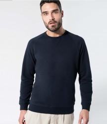 Kariban Organic Raglan Sweatshirt image