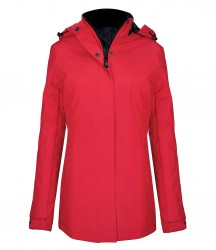 Kariban Ladies Parka Jacket image