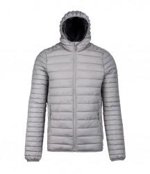 Kariban Lightweight Hooded Padded Jacket image