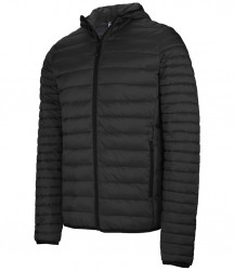 Kariban Lightweight Hooded Down Jacket image
