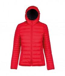 Kariban Ladies Lightweight Hooded Padded Jacket image