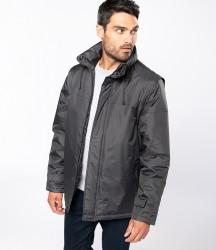 Kariban Factory Zip Off Sleeve Jacket image