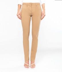 Kariban Ladies Chino Trousers image