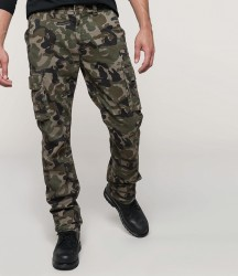 Kariban Multi-Pocket Trousers image