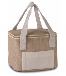 Kimood Small Jute Cool Bag image