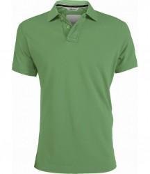Kariban Vintage Cotton Piqué Polo Shirt image