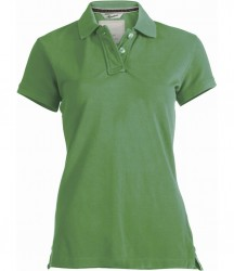 Kariban Vintage Ladies Cotton Piqué Polo Shirt image