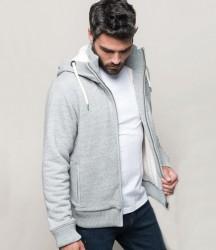 Kariban Vintage Sherpa Lined Hooded Sweatshirt image