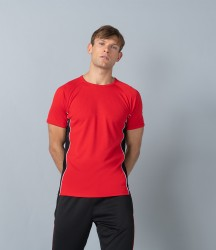Finden and Hales Performance Panel T-Shirt image