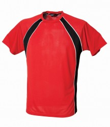 Finden & Hales Contrast Performance Team T-Shirt image