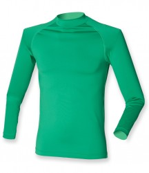 Image 3 of Finden and Hales Team Long Sleeve Base Layer