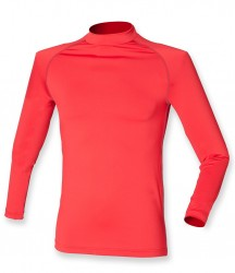 Image 4 of Finden and Hales Team Long Sleeve Base Layer