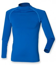 Image 5 of Finden and Hales Team Long Sleeve Base Layer
