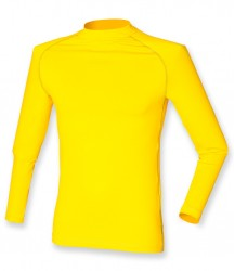 Image 7 of Finden and Hales Team Long Sleeve Base Layer