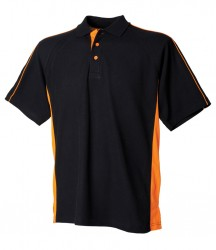 Image 2 of Finden and Hales Sports Cotton Piqué Polo Shirt