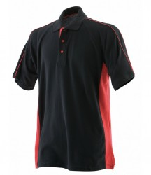 Image 3 of Finden and Hales Sports Cotton Piqué Polo Shirt
