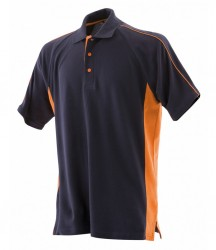 Image 4 of Finden and Hales Sports Cotton Piqué Polo Shirt