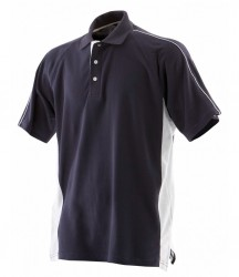 Image 5 of Finden and Hales Sports Cotton Piqué Polo Shirt