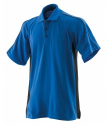 Image 6 of Finden and Hales Sports Cotton Piqué Polo Shirt