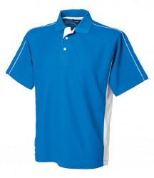 Image 7 of Finden and Hales Sports Cotton Piqué Polo Shirt