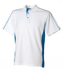 Image 8 of Finden and Hales Sports Cotton Piqué Polo Shirt