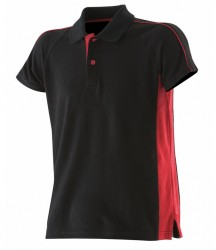 Image 2 of Finden and Hales Kids Sports Cotton Piqué Polo Shirt