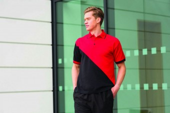 Finden & Hales Team Cotton Piqué Polo Shirt image