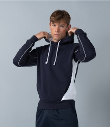 Finden & Hales Contrast Hooded Sweatshirt image