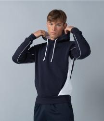 Finden & Hales Contrast Hooded Sweatshirt image