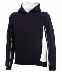 Image 4 of Finden and Hales Kids Contrast Hooded Sweatshirt