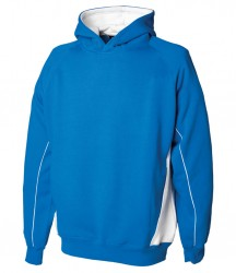 Image 5 of Finden and Hales Kids Contrast Hooded Sweatshirt