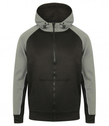 Image 3 of Finden and Hales Panelled Sports Hoodie