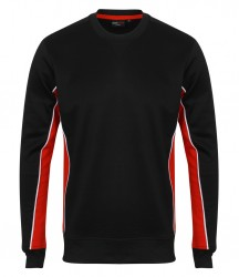 Image 3 of Finden and Hales Contrast Crew Neck Sweatshirt