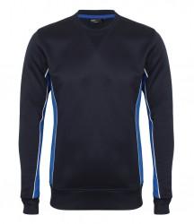 Image 5 of Finden and Hales Contrast Crew Neck Sweatshirt