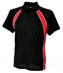 Image 2 of Finden and Hales Performance Team Polo Shirt