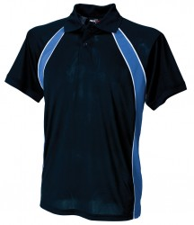 Image 3 of Finden and Hales Performance Team Polo Shirt