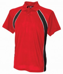 Image 4 of Finden and Hales Performance Team Polo Shirt