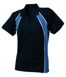 Finden & Hales Ladies Performance Team Polo Shirt image