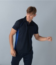 Finden and Hales Performance Piped Polo Shirt image