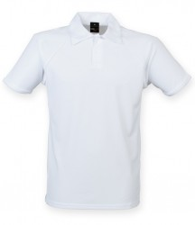 Image 10 of Finden and Hales Performance Piped Polo Shirt