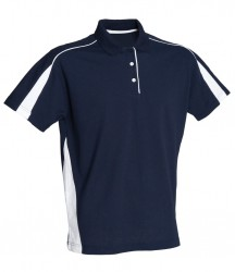 Image 3 of Finden and Hales Ladies Club Poly/Cotton Piqué Polo Shirt