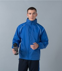 Finden and Hales Lightweight Showerproof Training Jacket image