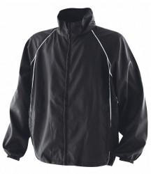 Image 2 of Finden and Hales Lightweight Showerproof Training Jacket