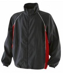 Image 3 of Finden and Hales Lightweight Showerproof Training Jacket