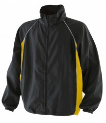 Image 4 of Finden and Hales Lightweight Showerproof Training Jacket