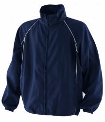 Image 5 of Finden and Hales Lightweight Showerproof Training Jacket