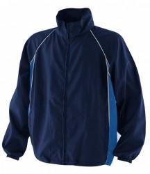 Image 6 of Finden and Hales Lightweight Showerproof Training Jacket
