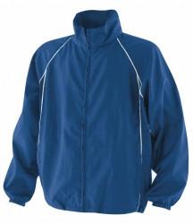 Image 7 of Finden and Hales Lightweight Showerproof Training Jacket